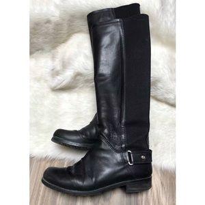 Stuart weitzman knee high boots flats